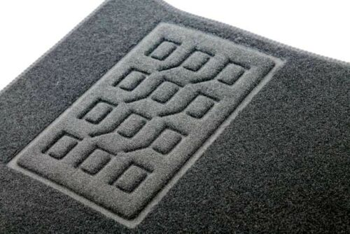 VW UP Seat Mii Skoda Citigo Velours Fußmatten Stoffmatten Satz 4 Teilig
