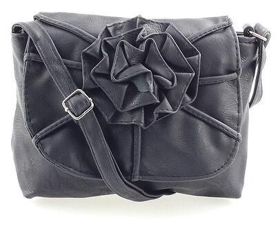 kleine Handtasche Blumen Rose Clutch Abendtasche Wrist Bag Small Bag Tasche NEU!