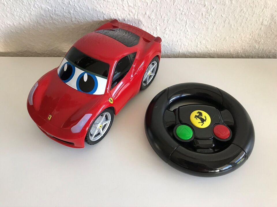 Bil, fjernstyret, (Min Første - dba.dk - Køb og Salg af