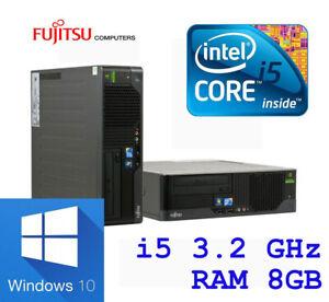 PC-Fujitsu-Esprimo-E9900-Intel-Core-i5-650-W10-RAM-8-GB-HDD-250-GB