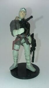 Star Wars Han Solo in Hoth Gear POTF 1995 Loose FREE STAND