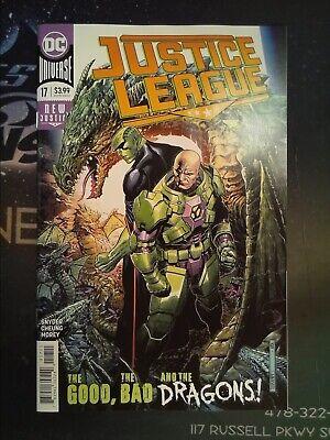 Justice League  #17 DC Universe 2019 VF//NM 9.0 CB4707