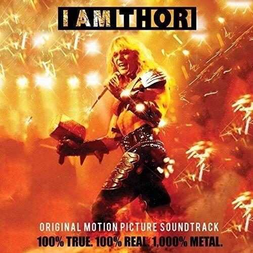 Thor - I Am Thor (Original Soundtrack) [New CD]
