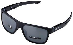 5611292fc1d Image is loading Oakley-Crossrange-OO9361-0657-Sunglasses-Matte-Black-Prizm-