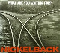 Maxi CD - Nickelback - What Are You Waiting For? - #A2776 - RAR