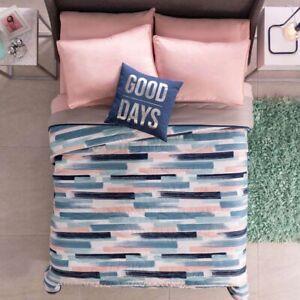 Good Days Teens Girls Reversible Comforter Set 4 Pcs King Size Ebay