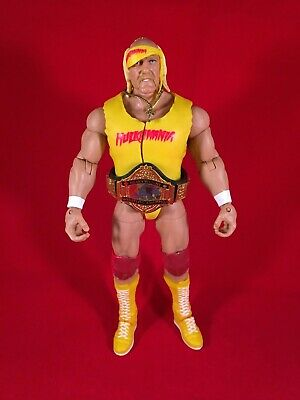 WWE MATTEL ELITE DEFINING MOMENTS HULK HOGAN FIGURE