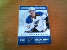 ALEX PIETRANGELO 2013/14 Score The Franchise #TF25 St. Louis Blues insert sin
