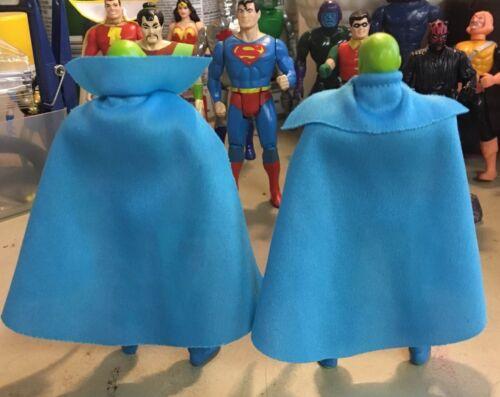 DC Kenner Super Powers Martian Man Hunter Replica Custom Cape Cape Only