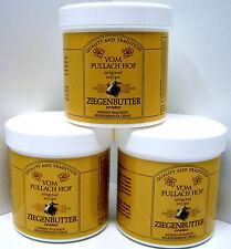 Ziegenbutter Creme - 3er Sparset - 750ml vom Pullach Hof