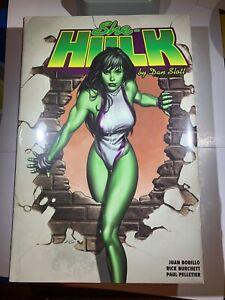 She-Hulk by Dan Slott Omnibus *NEW & SEALED* Hardcover Marvel HC Graphic Novel