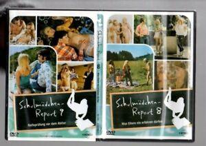 2x DVD : Schulmädchen Report #8 + #9   eBay