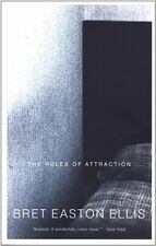 Vintage Contemporaries: The Rules of Attraction by Bret Easton Ellis (1998, Paperback)