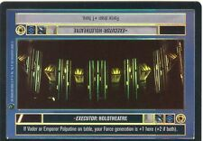 Star Wars CCG Reflections II Foil Executor : Holotheatre