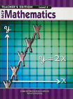 MCP Mathematics, Level F by Richard Monnard, Royce Hargrove (Spiral bound, 2004)
