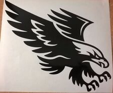 LARGE car bonnet tribal hawk eagle attacking claws vinyl graphic sticker wall