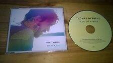 CD Pop Thomas Dybdahl - Man On A Wire (1 Song) Promo UNIVERSAL 1MIC ADVENTURE sc