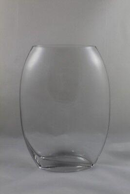 Jarrones de angel de oracion Jarron de vidrio transparente de cristal Conte L8R3