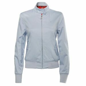 Cielo London Blu Classica Mary Slim Harrington Modello Donna Merc Retrò Giacca gq5w5vC
