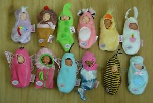 Zapf Baby Born Surprise All 12 Dolls Complete Collection