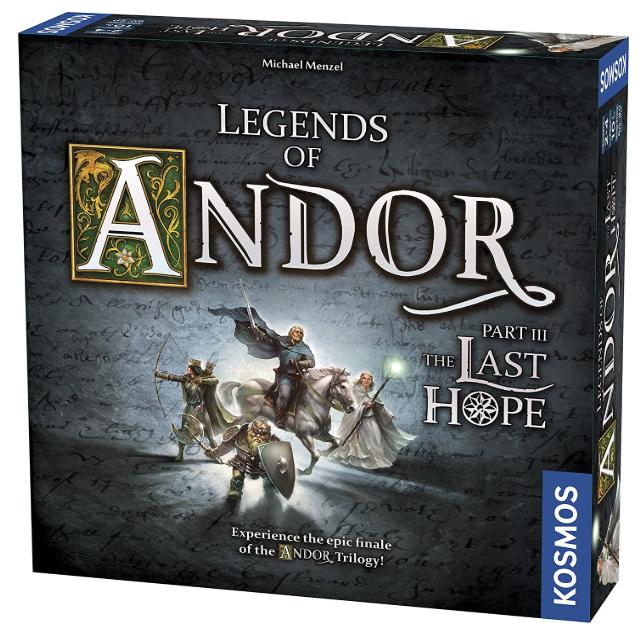 Legenden von andor teil 3 die letzte hoffnung brettspiel