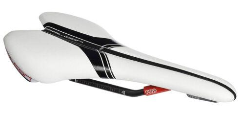 Shimano Pro Falcon Carbon Bicycle Saddle White//Black 142mm Prsa0045 Bike