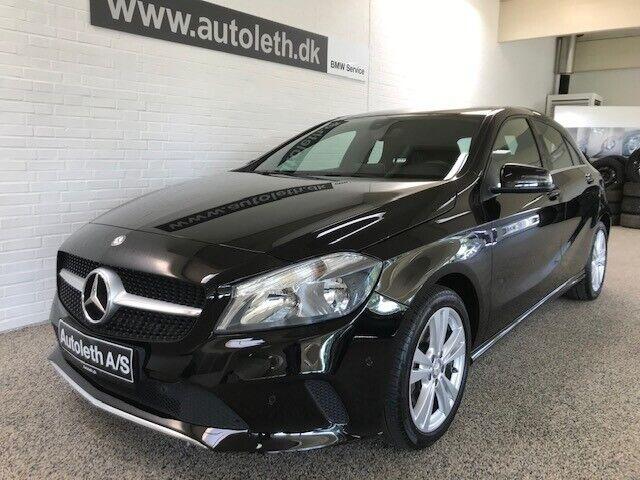 Mercedes A200 1,6 Urban aut. 5d - 259.900 kr.