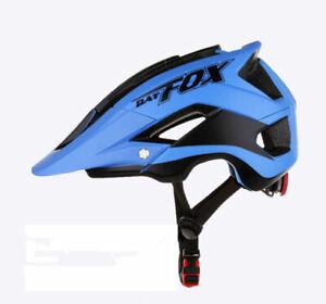 Adult MTB Road Bike Helmet Mountain Bicycle Cycling & Detachable Visor 15 Vents