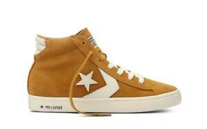 Converse Pro Leather Vulc Hi Wheat | eBay