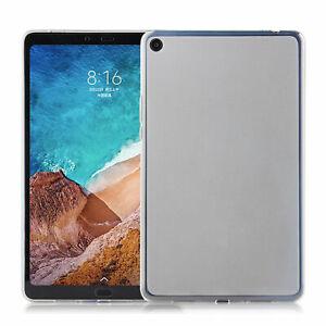 """Custodia Protettiva Per Xiaomi Mini Pad 4 Plus 10.1 """" TPU Cover Silicone Sottile"""