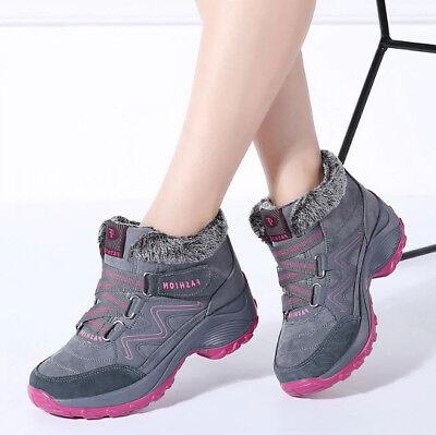 0b580f195df Zapatos de mujer Botas Nueva moda Botines a prueba de agua Calzado casual  Mejor
