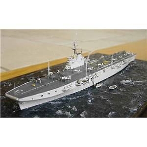 Cadeau de fin d'année, vente directe à l'usine Porte-avions HMS Glory Corée 1953 1/700 | Vente En Ligne