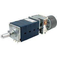 ALPS RK27 4-gang quad motorized Potentiometer 50K ohm log audio taper pot  RK27