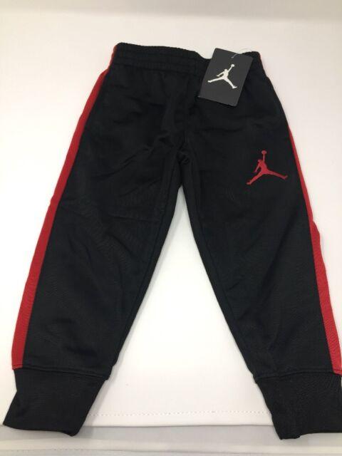 b3f6de63f65 Nike Air Jordan Toddler Boys Jumpman Athletic Jogger Sweat Pants ...