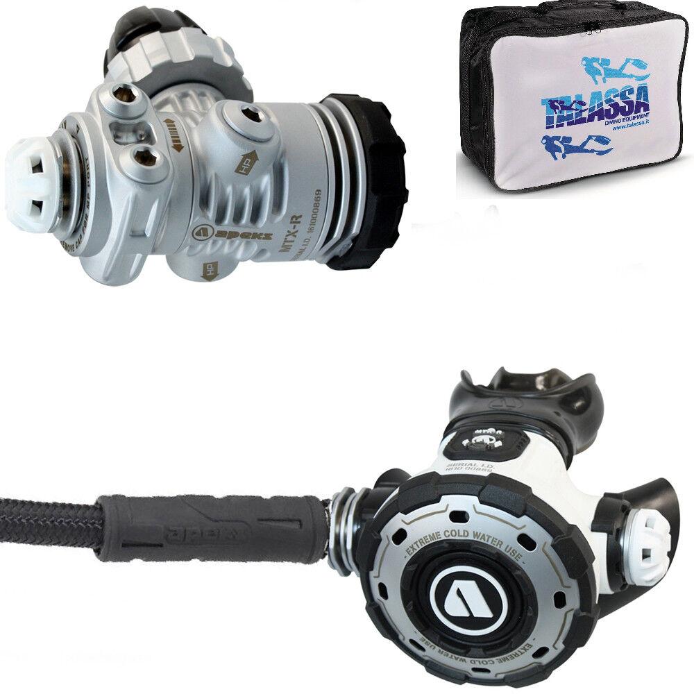 LO3 01 dive regulator Apeks MTX-R DIN300