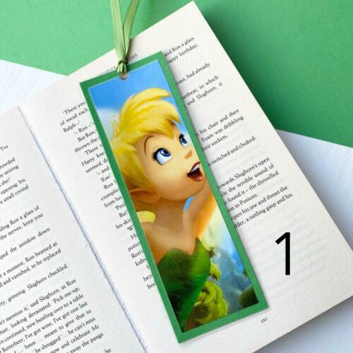 Disney Tinkerbell Fairies feuilleté Signet Cadeau Livre