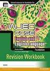 WJEC GCSE English and English Language Foundation Revision Workbook by Paula Adair (Paperback, 2011)