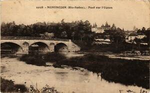 CPA-Montbozon-Pont-sur-l-039-Ognon-636674