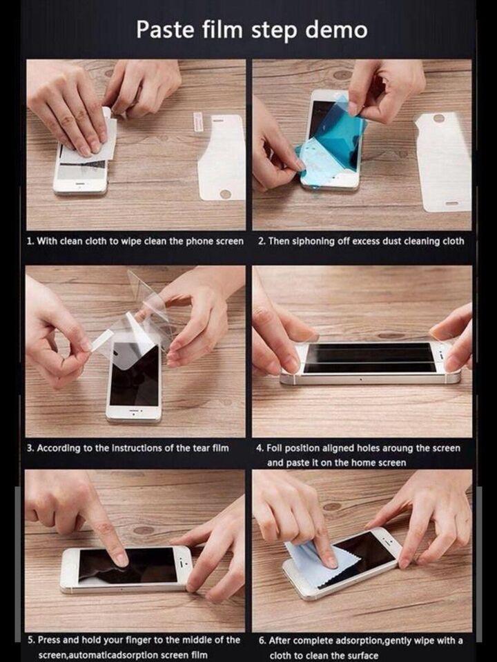 Skærmbeskyttelse, t. iPhone, Iphone X XS 10 11 PRO MAX 11 PRO