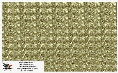 FFSMC Productions Decals 1//35 US Vietnam Tiger Stripes camo pattern
