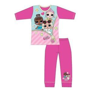 017870a8c Details about Girls LOL Surprise Dolls Pjs Set Kids Pyjamas Character Gift
