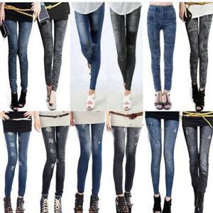 2015-Damen-Jeans-Sexy-Enganliegend-Leggings-Jeggings-Stretch-Lang-Hosen