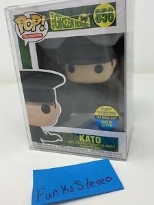 Funko-Pop-The-Green-Hornet-Kato-Toy-Tokyo-exclusive-SDCC-2019-In-Protector