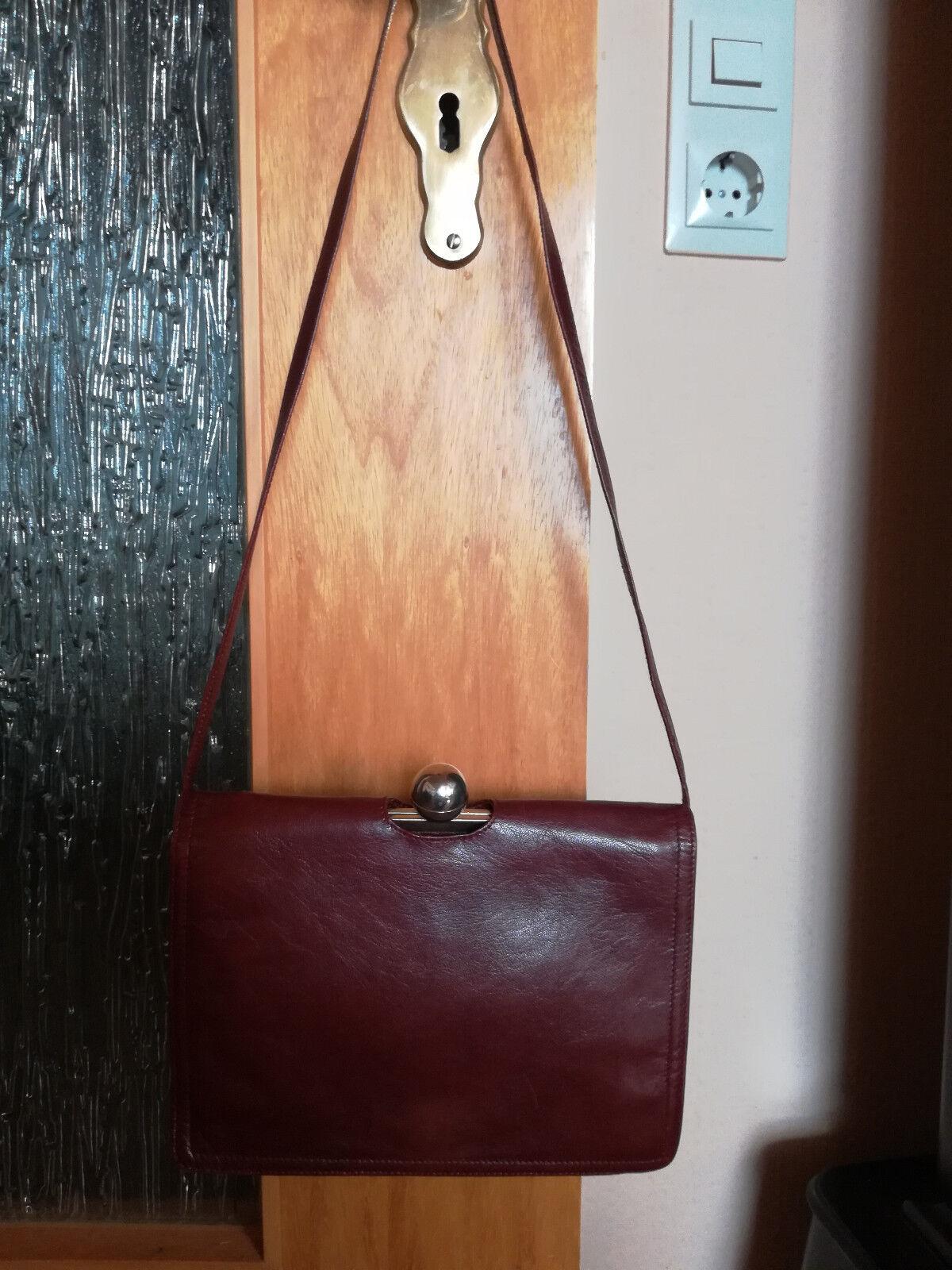 Handtasche Damen Echt Leder Braun Vintage Top | Modisch  | Verschiedene Waren  | Bekannt für seine hervorragende Qualität