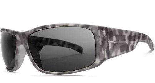 NEW Electric Mudslinger Tort Ohm Bronze Mens Sport Wrap Sunglasses Ret$90