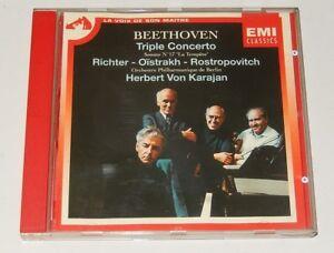 CD-BEETHOVEN-TRIPLE-CONCERTO-RICHTER-OISTRAKH-ROSTROPOVITCH-Von-KARAJAN