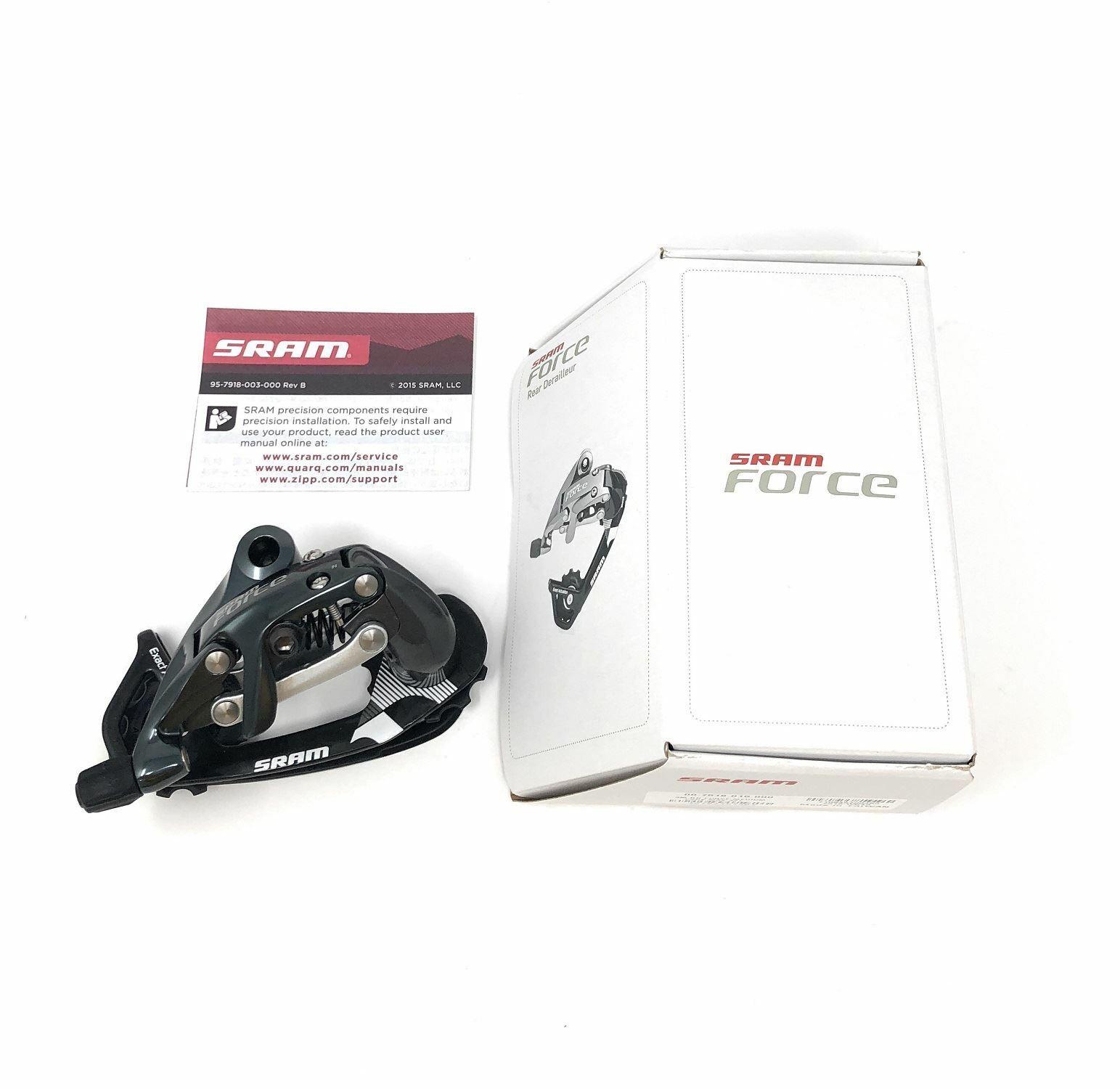 ALL NEW SRAM Force Rear Derailleur Road Bike 10 Speed Medium Cage WiFLi Max 32T