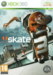 Skate-3-Xbox-360-Xbox-One-Compatible-Excellent-Super-Fast-Delivery