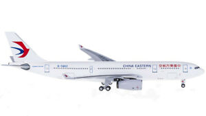 Model Plane ACB6537 Aeroclassics 1:400 China Eastern Airbus A330-200 B-6537