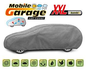 Telo-Copriauto-Garage-Pieno-XXL-480-495-cm-adatto-per-Station-Wagon-Impermeabile